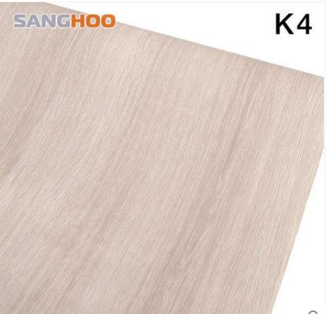 K4系列 仿木紋PVC自黏式 壁貼 壁紙 地板/家具/櫥櫃/ 地板貼紙 防水材質 (1捲=45x1000公分)