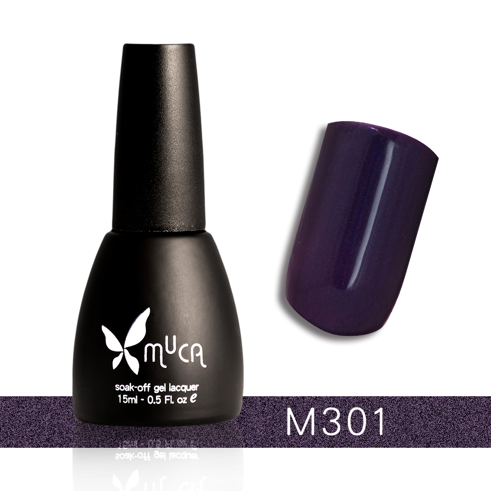 Muca沐卡 即期光撩凝膠指甲油 M301(15ml)