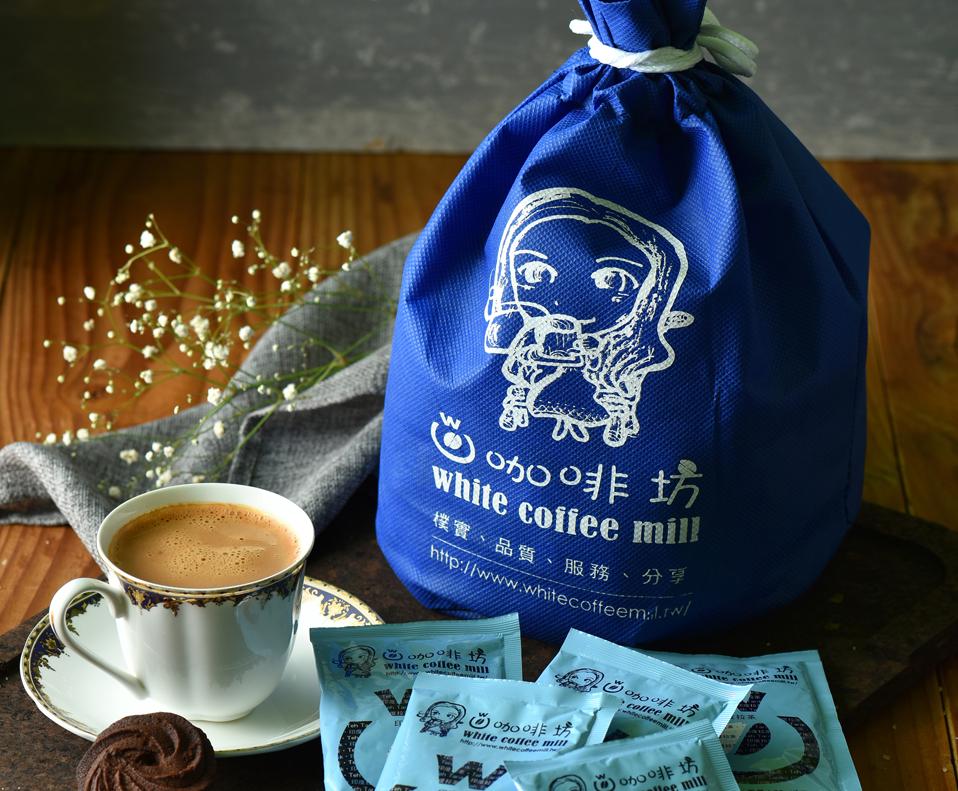 【白咖啡坊】香濃滑順 印度拉茶 袋裝30入×6袋『團購6袋每袋680元』(一律免運費)