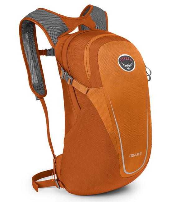 【鄉野情戶外用品店】 Osprey |美國|  DAYLITE 13 輕便背包/健行背包 旅行背包 水袋背包 攻頂包-岩漿橙/Daylite13 【容量16L】