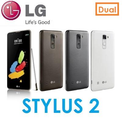 【原廠現貨】樂金 LG Stylus2 (K520DY) 5.7吋 2G/16G 4G LTE 智慧型手機●雙卡雙待●手寫觸控筆(送保貼)