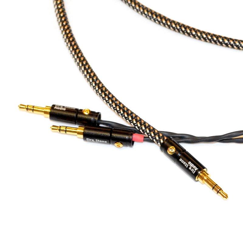 志達電子 CAB091 日本鐵三角 AH-D600 AH-D7100 FA-003(Ti) 耳機發燒升級線