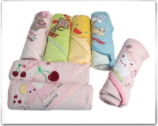 《任意門親子寶庫》新生兒必備 多款花色【KBGS015】卡特新生兒包巾