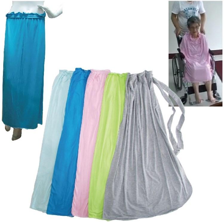 多用途蓋腳一片裙- 輪椅使用者防曬適用 騎車腳部防曬 冷氣房保暖 皆好用