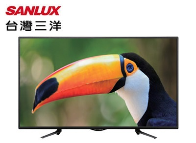 SANLUX 台灣三洋 50吋 LED背光液晶顯示器 SMT-50MV6 / 預約錄影 / FullHD / LED背光