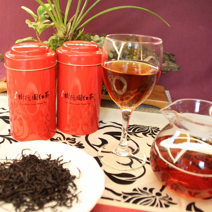 樹德園紅茶台茶18號紅玉紅茶自然農法栽種 手採功夫紅茶 日月潭紅茶30公克