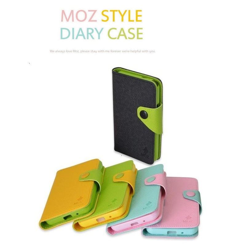 韓國 MOZ 側翻皮套 Samsung Galaxy S3 i9300 皮套/可放卡片/側開皮套/背蓋式皮套/翻蓋保護殼/矽膠套/保護套/軟式保護殼