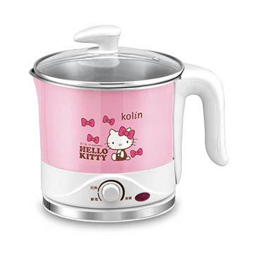 《省您錢購物網》福利品~歌林Hello Kitty不銹鋼美食鍋(KPK-MNR006)+贈神奇魔力 去塵膠*1★