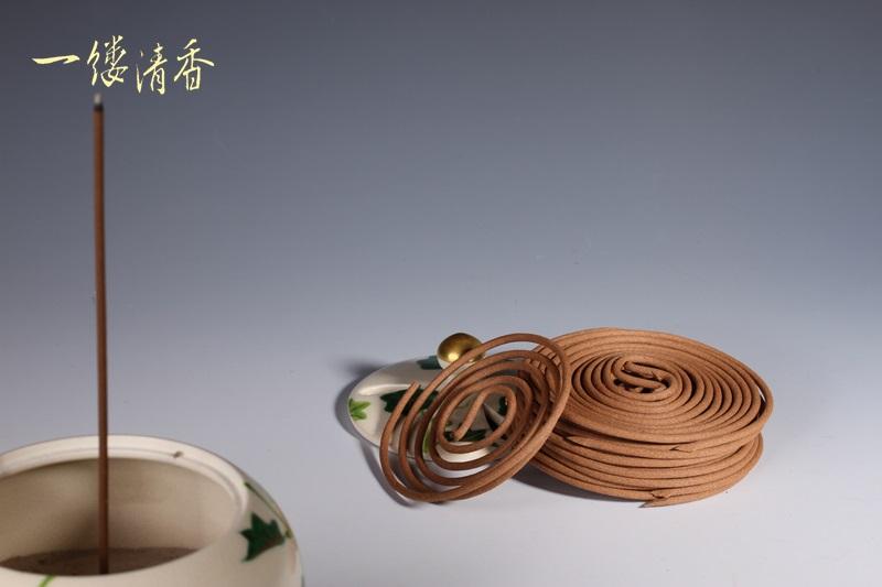 一縷清香 [新山盤香666] 台灣香 沉香 檀香 富山 如意  印尼 越南 紅土 奇楠 大樹茶