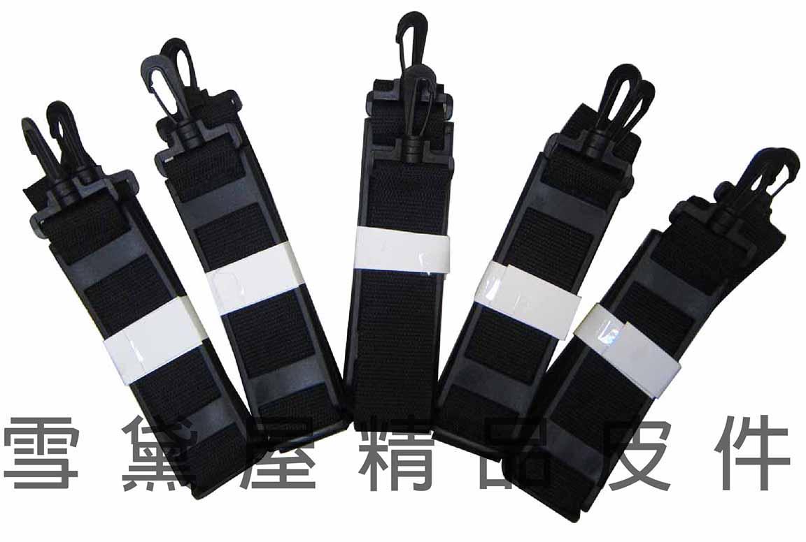 ~雪黛屋~Lian 公文包旅行袋皆適用補充防滑肩背帶尼龍織帶人體工學釋壓防滑公事包補充帶附肩止滑墊A07