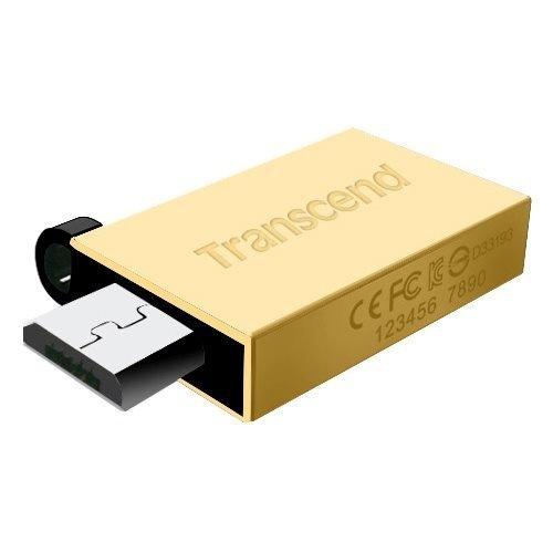 *╯新風尚潮流╭*創見 8G 8GB JF380 G JF380S OTG手機電腦兩用隨身碟 TS8GJF380