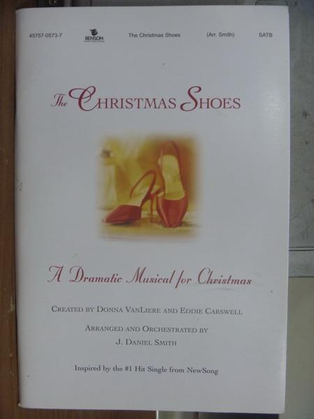 【書寶二手書T6/原文書_PDO】The Christmas Shoes