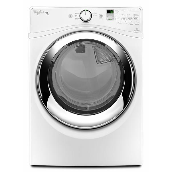 Whirlpool 惠而浦 WGD87HEDW ( 瓦斯.110V ) 白 乾衣機美製 15kg 乾衣機