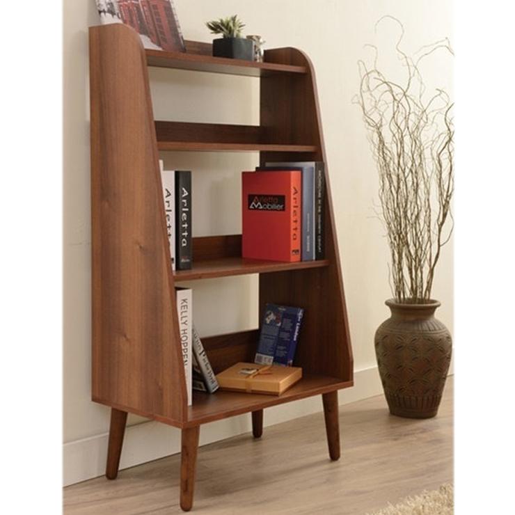 【日本直人木業】誠品生活-胡桃木色北歐收納置物櫃