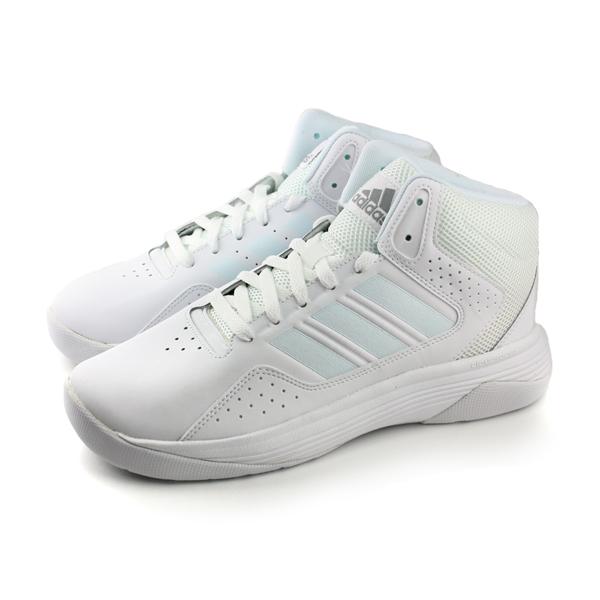 adidas 籃球鞋 男鞋 白色 no307