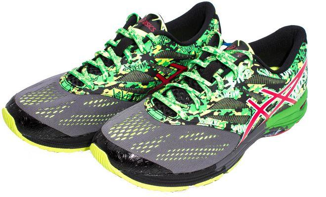 陽光樂活] ASICS 亞瑟士 男 路跑鞋 三鐵鞋 GEL-NOOSA TRI 10 T530N-7323