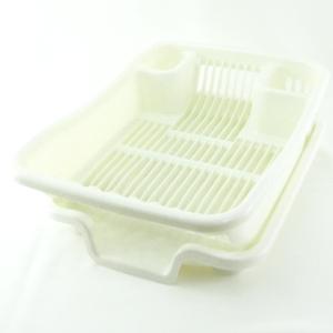 【珍昕】 妙用滴水碗盤架(L390XW270XH130mm)/ 餐盤瀝水架