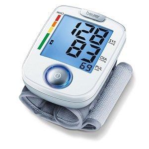 德國博依beurer 血壓計 BC44~單按鍵手腕式~三年保固,$2,480↓醫療器材網路不販售,請來電諮詢