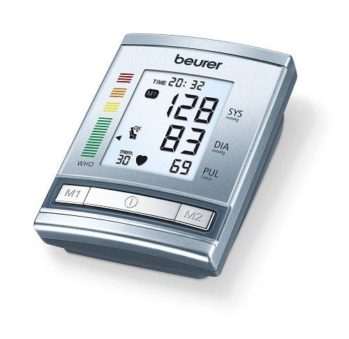 德國博依beurer 智能型血壓計 BM60~上臂式~三年保固(醫療器材網路不販售,請來電諮詢)