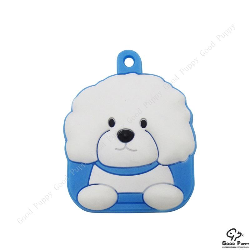 加拿大進口狗狗寵物鑰匙套-比熊92863Bichon* 吊飾/鑰匙套/小禮物/贈品
