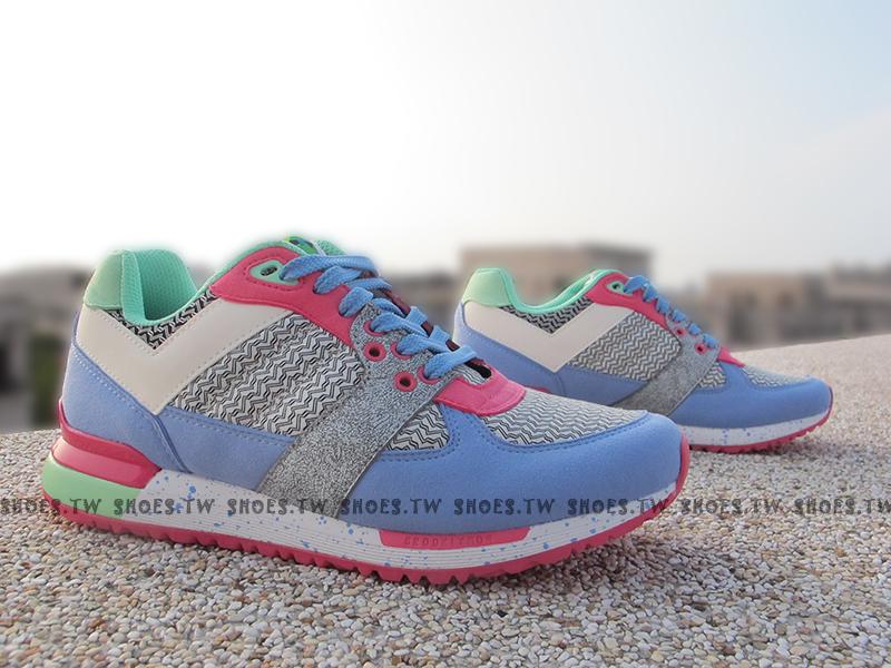 《超值7折》Shoestw【53W1EP67BH】PONY 復古慢跑鞋 EMPIRE 紫桃黑 女生 ZX700