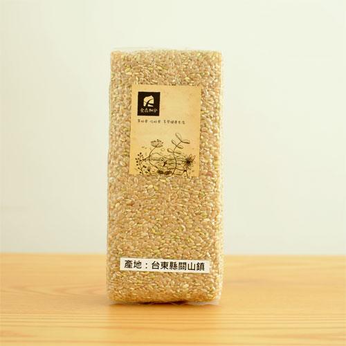 【食在加分】關山鮮碾糙米/900克-單一農戶,自家冷藏稻穀,自家碾米,新鮮出貨