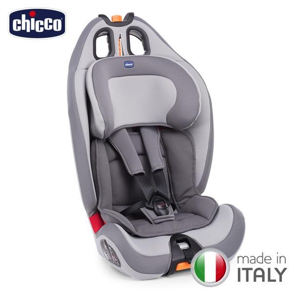 義大利【Chicco】Gro-Up123 成長型安全汽座(汽車安全座椅)(1~12歲)