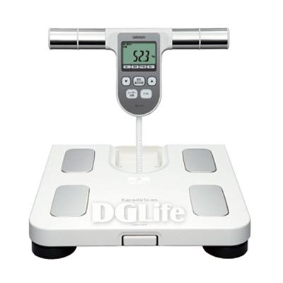 HBF-370 歐姆龍體重體脂計 體脂肪計(白色) HBF370 限時優惠!