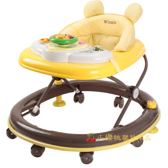 迪士尼Disney--維尼Pooh 學步車