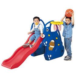@小櫻桃嬰兒用品@CHINH-CHING親親--大象溜滑梯SL-02A