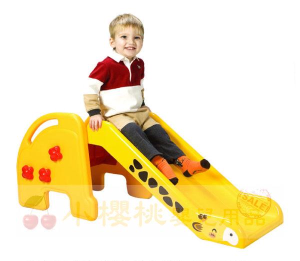 Edu-play--長頸鹿溜滑梯