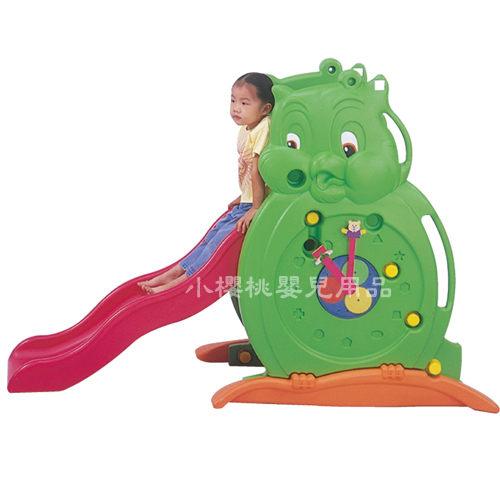 @小櫻桃嬰兒用品@CHINH-CHING親親--貓頭鷹溜滑梯 標準型 SL-04S