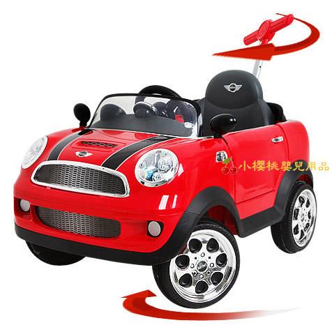 Mini CooperS--後控四輪助步車
