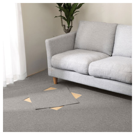 組合地毯 HAGEN MGY 50X50
