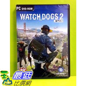 (現金價)  PC GAME 看門狗 2 Watch Dogs 2 亞版中文版