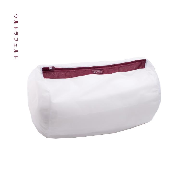 [有感良品] 極細款-圓柱型洗衣袋22×34CM