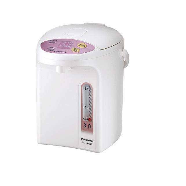 國際 Panasonic 3公升電泵出水電熱水瓶 NC-EG3000