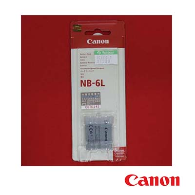 Canon NB-6L 原廠電池