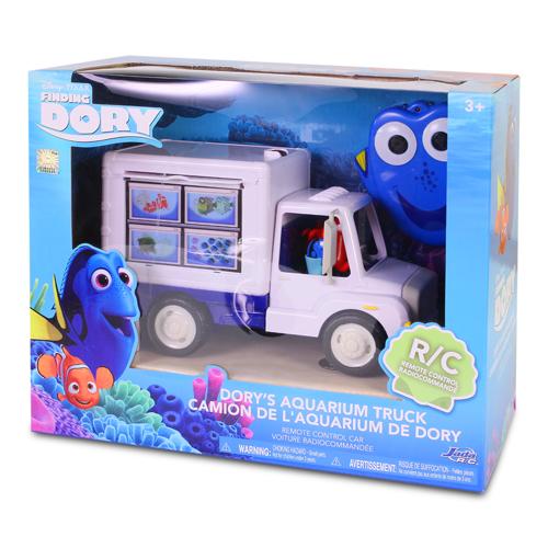 海底總動員2遙控卡車/Dory's Aquarium Truck RC Assortment / 遙控車/ 多莉/ 尼莫/ 伯寶行