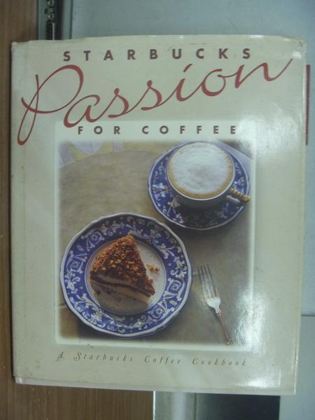 【書寶二手書T1/原文書_XBK】Starbucks passion for coffee_1994