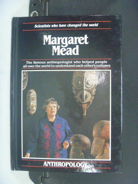 【書寶二手書T9/地理_GOQ】Margaret Mead_Michael Pollard.