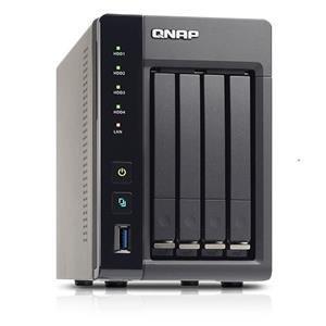 *╯新風尚潮流╭* QNAP 中小企業用 NAS 網路儲存設備 2GB x2 RAM 可裝4顆硬碟 TS-453S