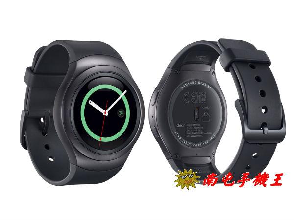 @南屯手機王@ SAMSUNG Gear S2~智慧手錶(SM-R720)(黑色)【宅配~免運費】