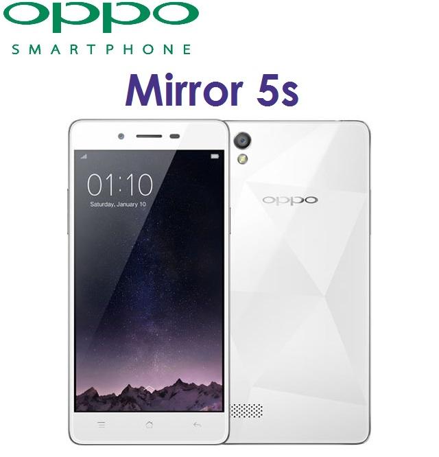 【原廠現貨】歐珀 OPPO Mirror 5s 鑽石鏡面機 極致美顏美肌 2G/16G 5吋 雙卡雙待 4G LTE 智慧型手機(送原廠皮套 送完為止)