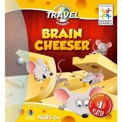 《 信誼 - Smart Games 》魔磁隨身遊戲 - 小老鼠找起司