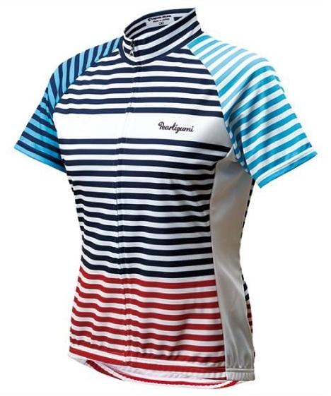 【7號公園自行車】日本 PEARL IZUMI W334-4 女夏季車衣