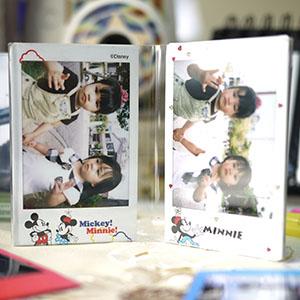 ∥配件王∥ 雙入 直立式 透明相框 MINI25 mini8 8S 50s 7s PD233 221 MINI90 富士 拍立得底片 相片