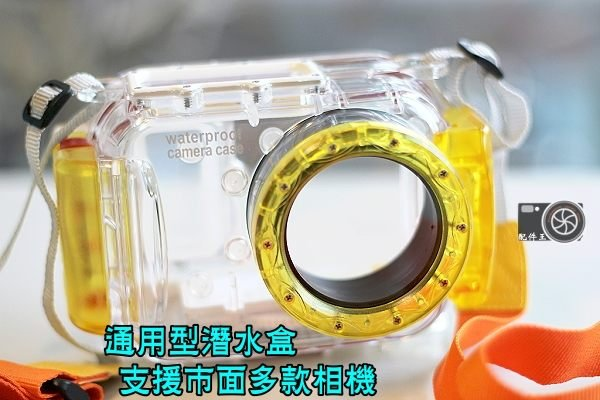 ∥配件王∥NB 通用型潛水盒 防水殼 防水盒 一年保固 ZS20 S100 P310 MV800 FX80 WX30 勝 防水袋