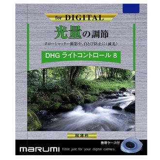 Marumi DHG ND8 82mm 多層鍍膜減光鏡 彩宣公司貨