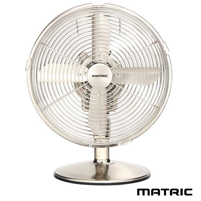 【集雅社】日本 松木 MATRIC Breeze 10吋金屬桌扇 MG-AF1001S 公司貨 分期0利率 免運